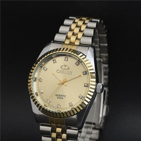 Waterproof Quartz Couples  Wristwatch.