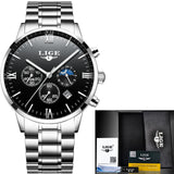 Fashion Sports Quartz Waterproof Watch