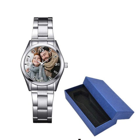 Unique Photo Print Watch.