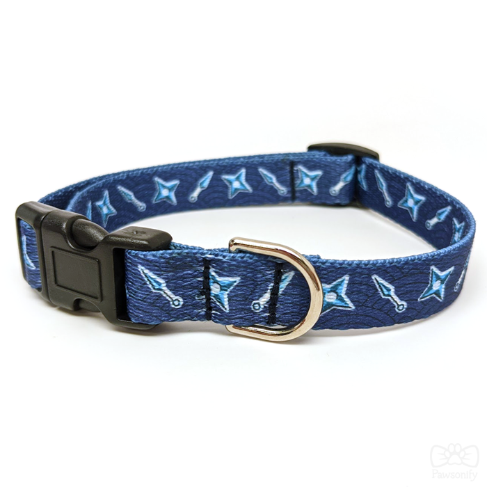 Ninja Weapons Collar