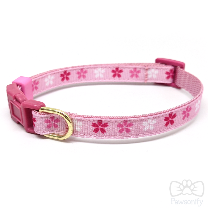 Cherry Blossom Collar