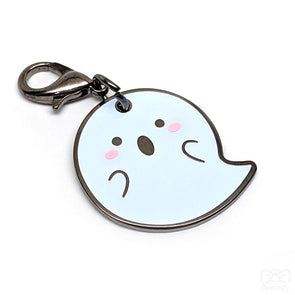 Ghost Pet Tag
