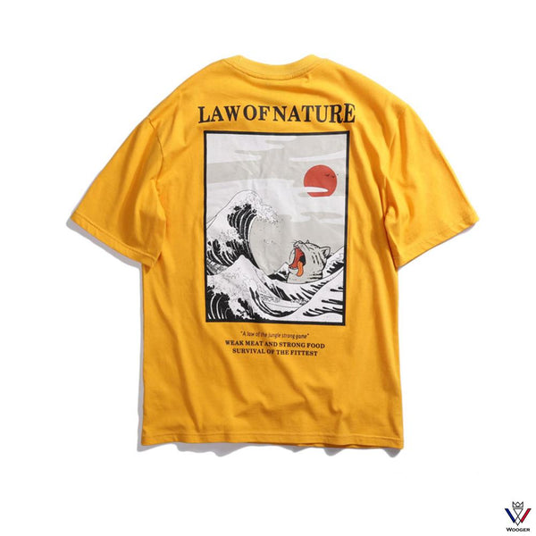 T-Shirt Law of Nature