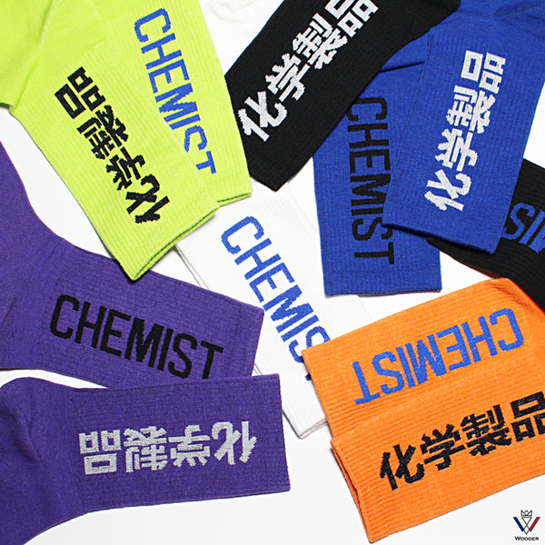 CHAUSSETTES CHEMIST - Wooger Store ™