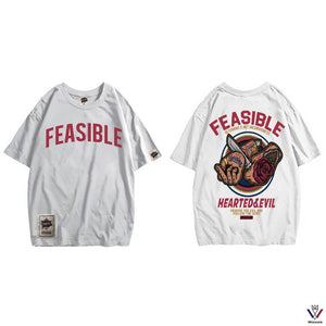 T-Shirt Feasible - Wooger Store ™