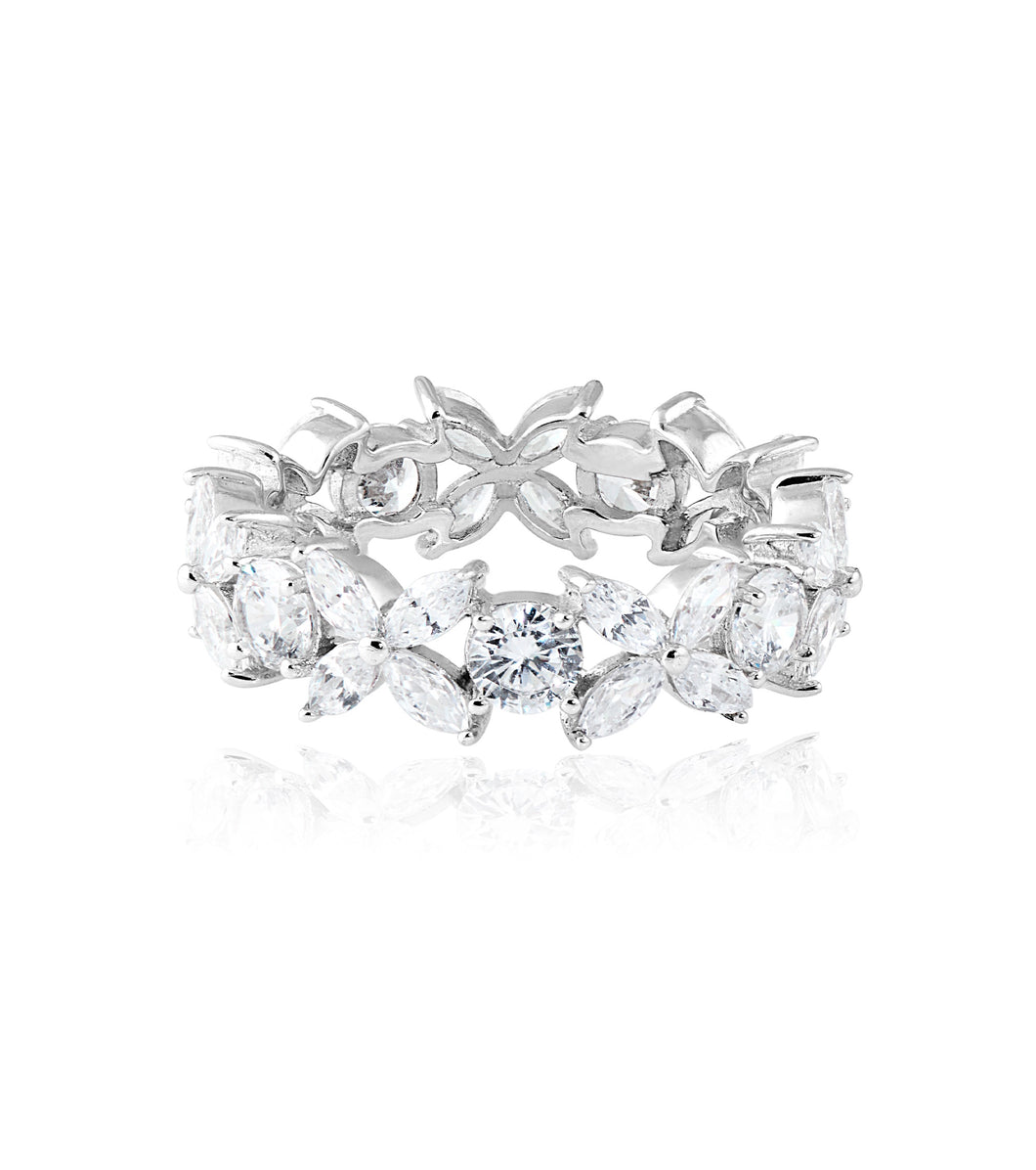 True Romance Eternity Ring