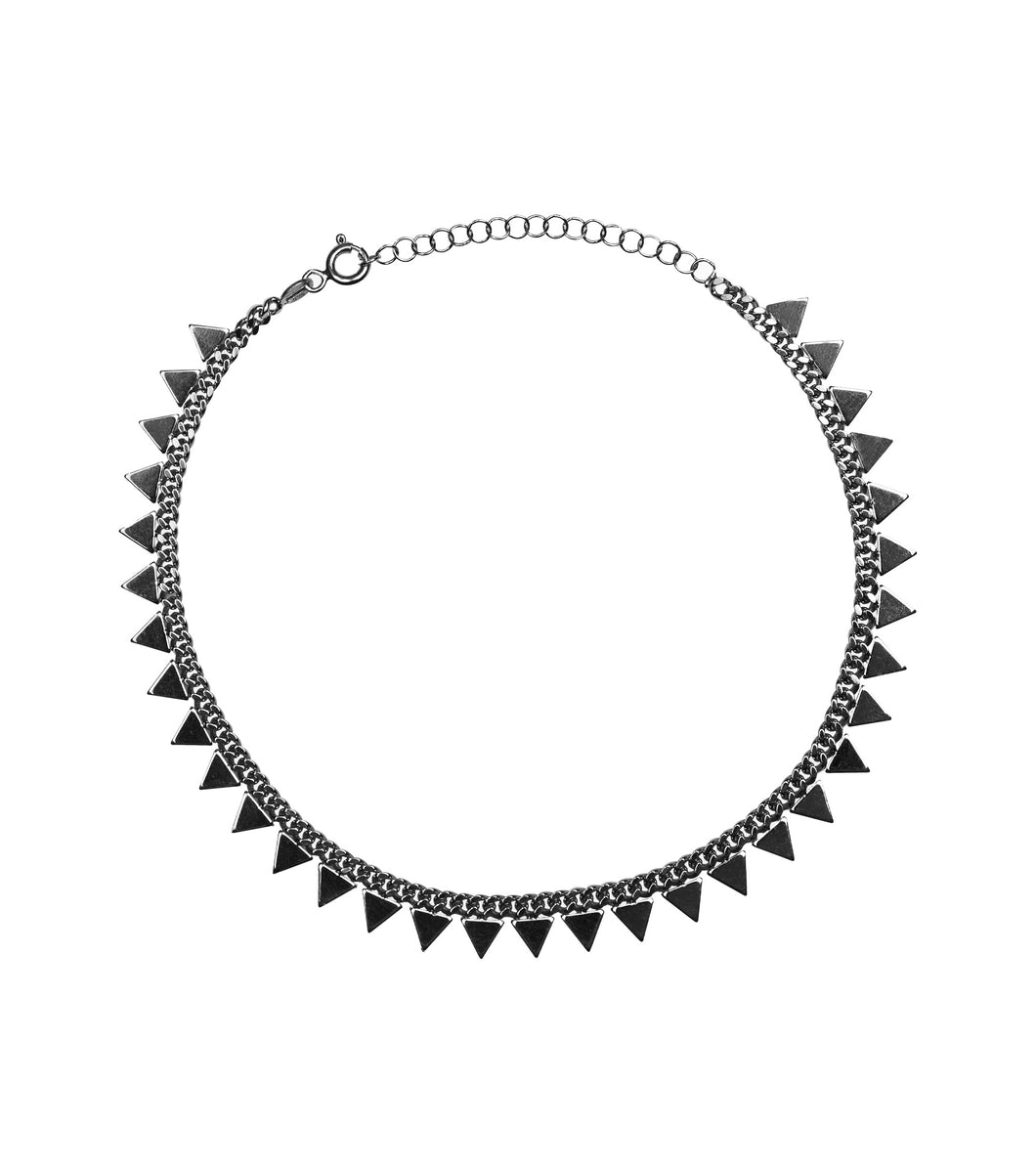 Triangle Tribal Anklet