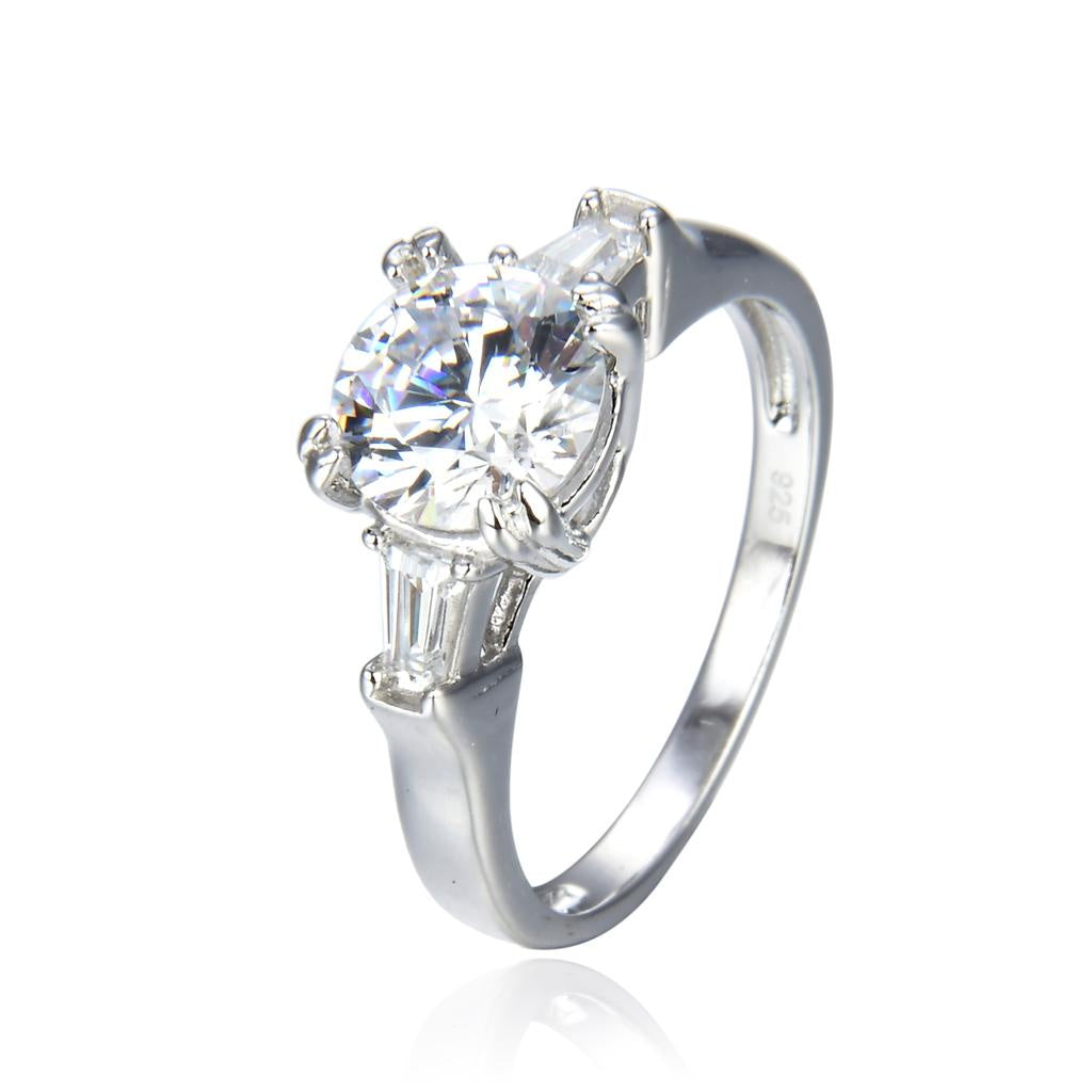 7MM Solitaire Ring