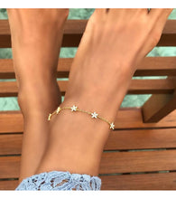 Load image into Gallery viewer, Stardust Anklet