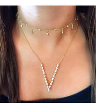 Load image into Gallery viewer, The Citywalk Choker Necklace