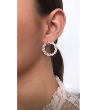 Load image into Gallery viewer, Hoop Earrings