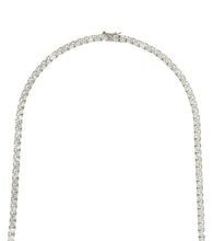 Load image into Gallery viewer, 4MM Tennis Long Necklace 65CM