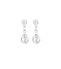 Load image into Gallery viewer, Mini Mix Teardrop Stud Earring
