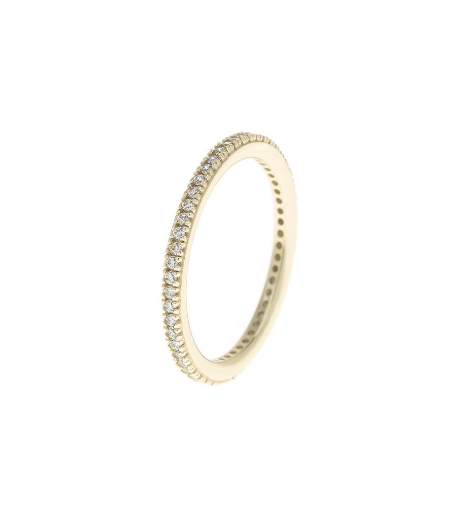 Thin Eternity Band