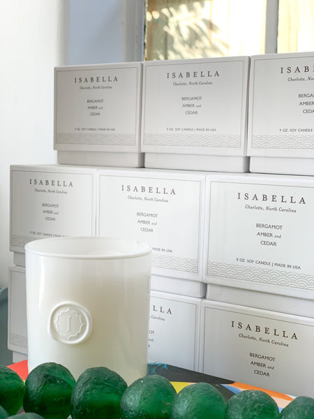 Isabella Candle
