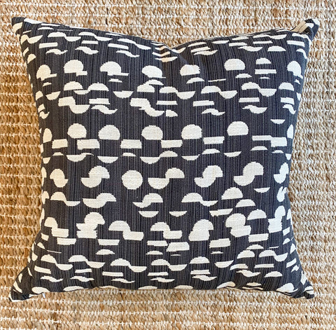 Cut Up Dot Pillow