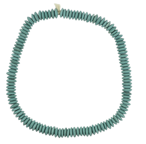 Ashanti Beads - Teal