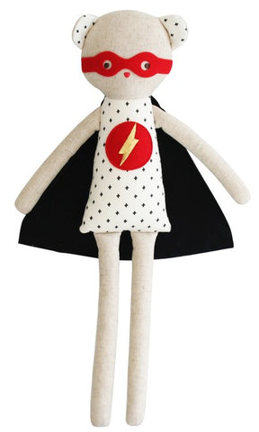 Super Hero Ted Doll