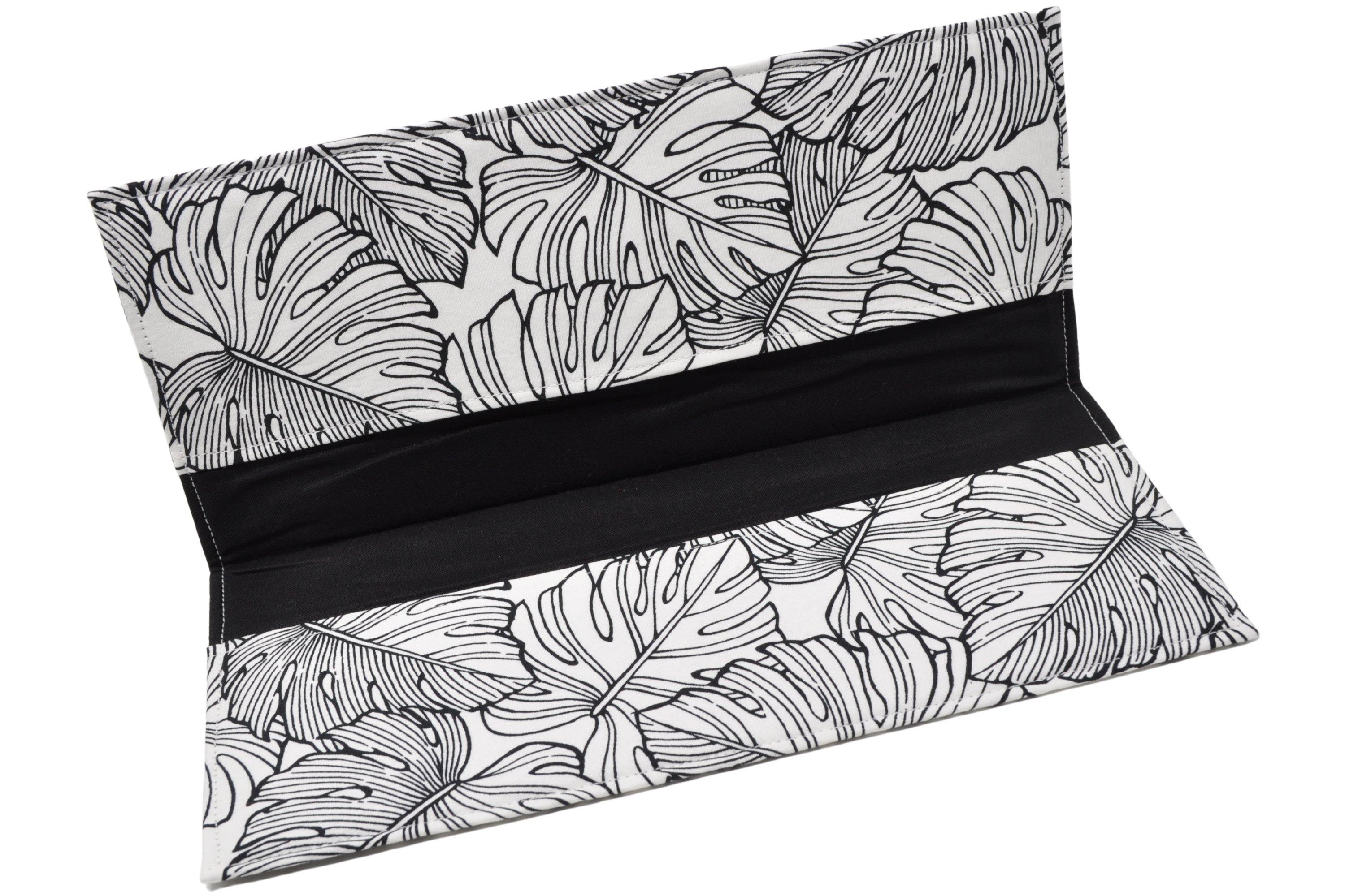 Monstera Ele'ele Tract Holder - Momako Designs