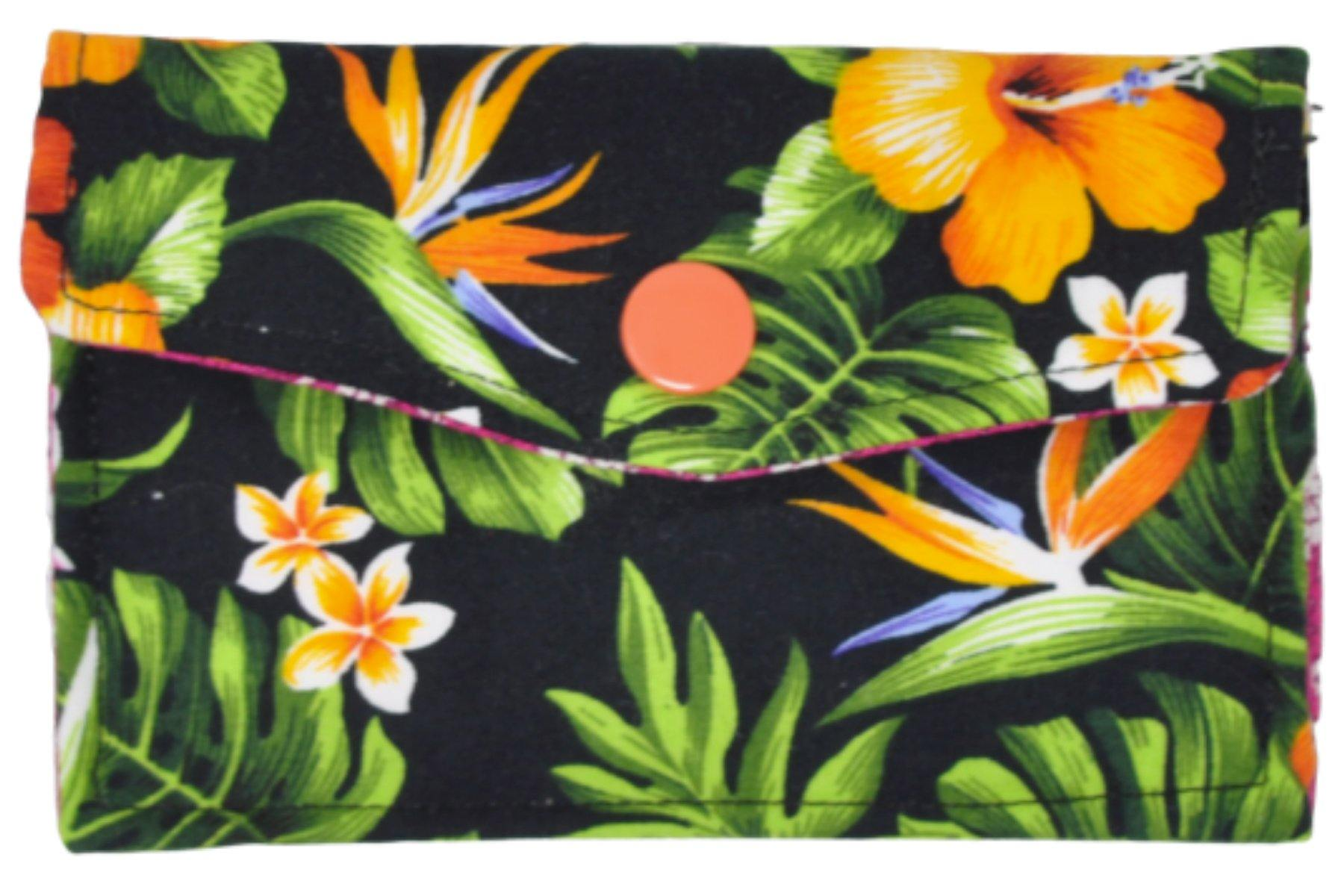 Passionfruit Panache Card Holder - Momako Designs
