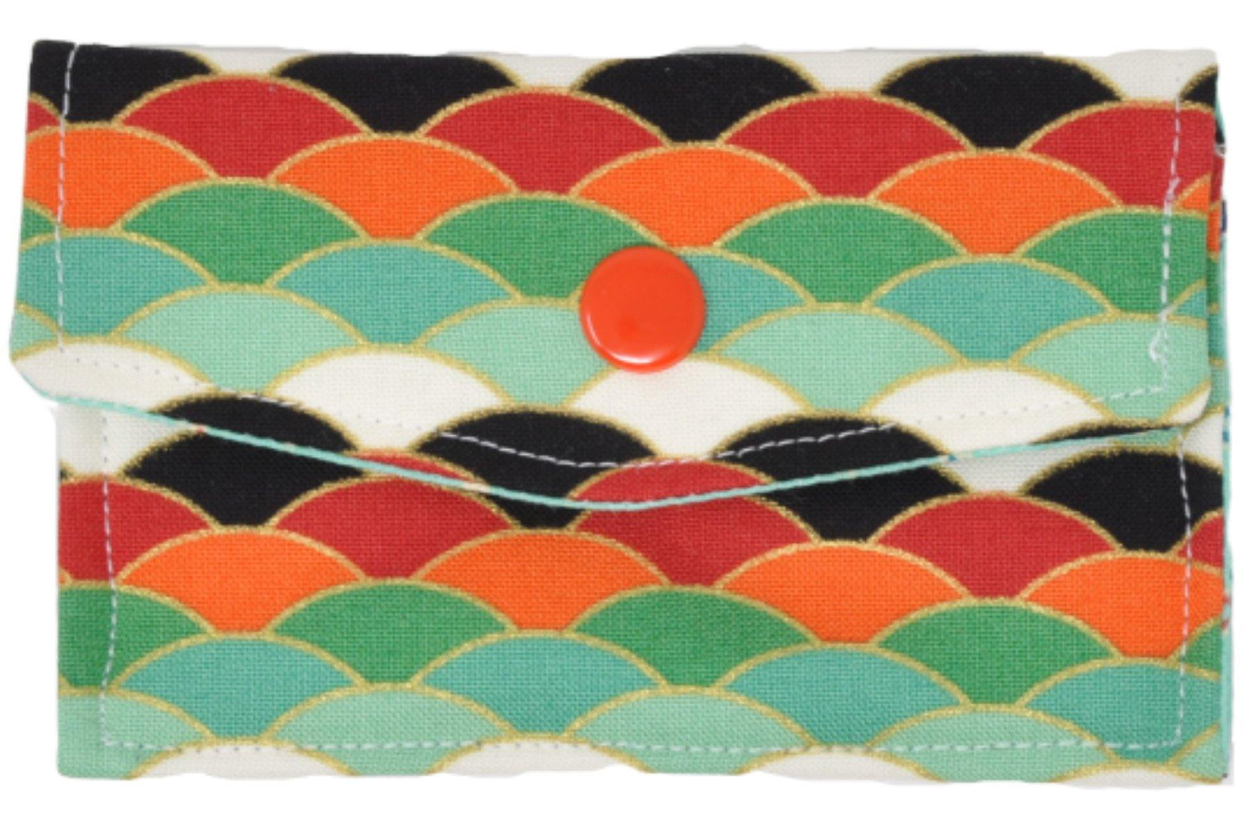Kimono Delight Card Holder - Momako Designs