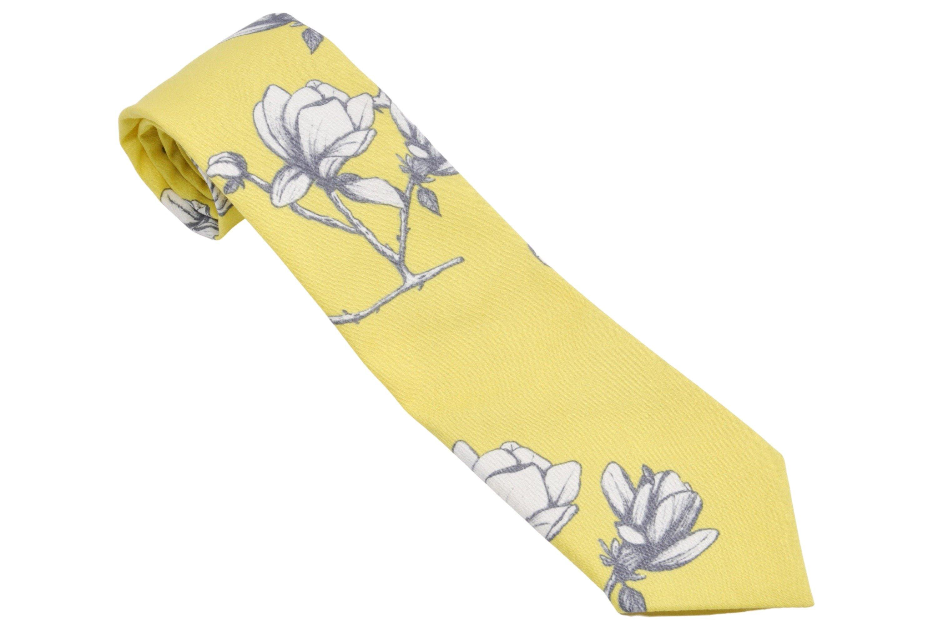 Lemon Fresh Tie - Momako Designs