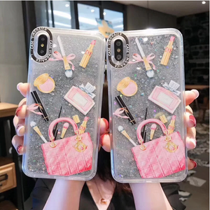 3135822d97 Barbie Girl Quicksand Glitter Phone Case -(Buy 2 Free shipping ...
