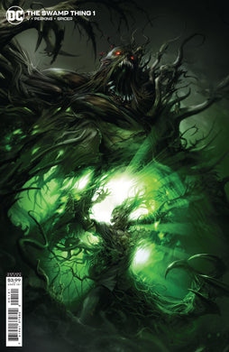 SWAMP THING #1 (OF 10) CVR B FRANCESCO MATTINA VAR*