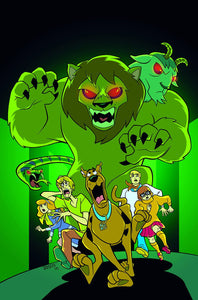 SCOOBY-DOO WHERE ARE YOU #109  (FOC) - Linebreakers
