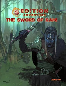 Fifth Edition Adventures: Sword of Rami - Linebreakers