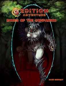 5th Edition Adventures: Bones of the Companion - Linebreakers