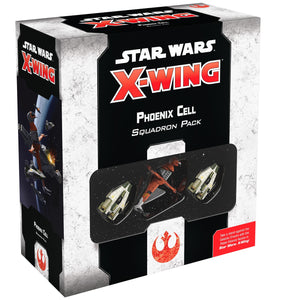 Star Wars X-Wing 2nd Edition - Phoenix Cell Squadron Pack - Linebreakers