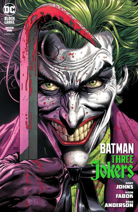 BATMAN THREE JOKERS #1 (OF 3) PRE-ORDER BUNDLES