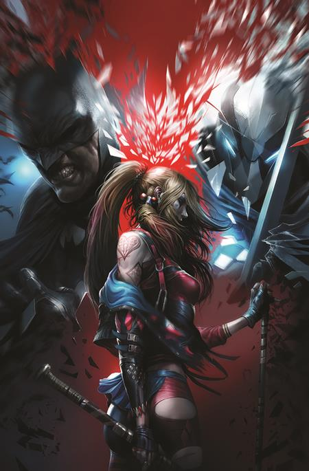 BATMAN #103 CVR B FRANCESCO MATTINA CARD STOCK VAR