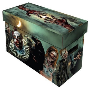 ZOMBIES ART SHORT BOX