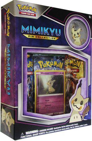 Mimikyu Pin Collection - Linebreakers