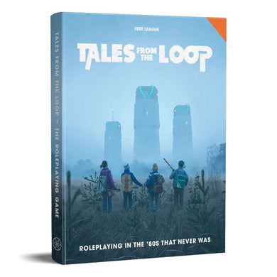 Tales From The Loop RPG (Hardcover)