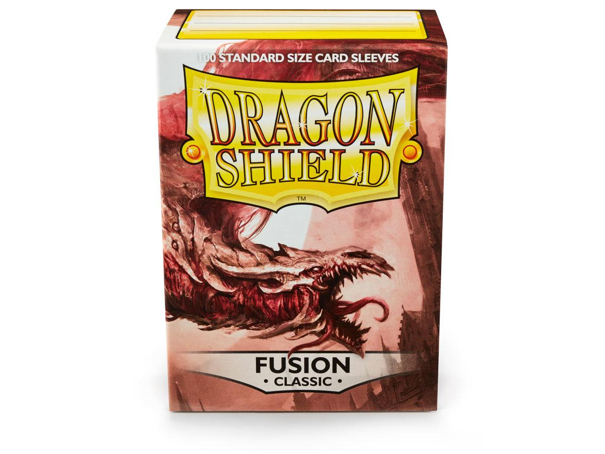 Dragon Shields: (100) Fusion - Linebreakers