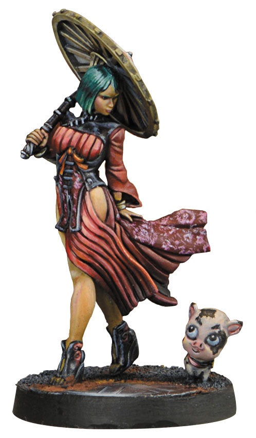 Infinity: Yu Jing Dragon Lady Imperial Service Judge (HVT)