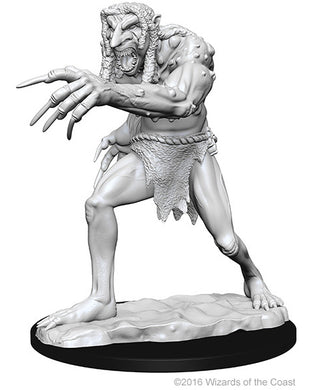 Dungeons & Dragons Nolzur`s Marvelous Unpainted Miniatures: W1 Troll - Linebreakers