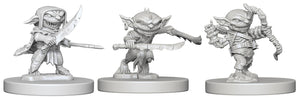 Pathfinder Deep Cuts Unpainted Miniatures: W1 Goblins