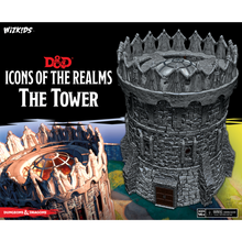 Load image into Gallery viewer, D&D ICONS REALM THE TOWER FIG (C: 0-1-2) - Linebreakers