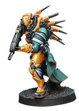 Infinity: Yu Jing Hsien Warrirors (Multi Rifle)