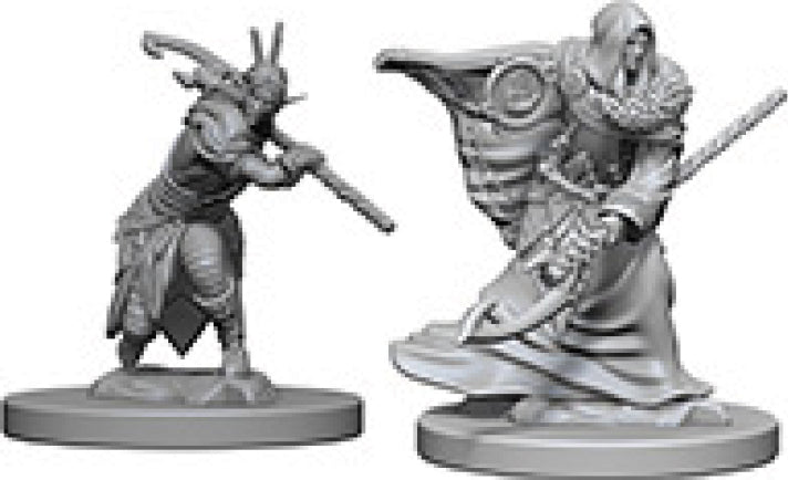 Dungeons & Dragons Nolzur`s Marvelous Unpainted Miniatures: W4 Elf Male Druid