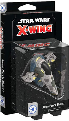 STAR WARS X-WING 2nd Ed: Jango Fett's Slave I Expansion Pack