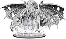 Pathfinder Deep Cuts Unpainted Miniatures: W9 Star-Spawn of Cthulhu