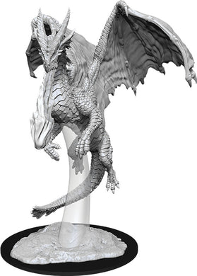 Dungeons & Dragons Nolzur`s Marvelous Unpainted Miniatures: W11 Young Red Dragon - Linebreakers