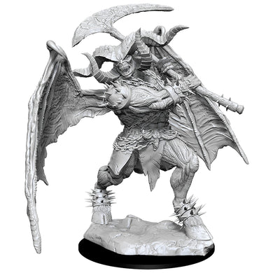 Magic the Gathering Unpainted Miniatures: W13 Rakdos Lord of Riots (Demon) - Linebreakers