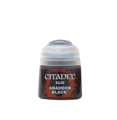 BASE: ABADDON BLACK 12ML