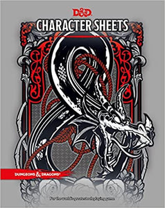 DUNGEONS & DRAGONS: Character Sheets 5E